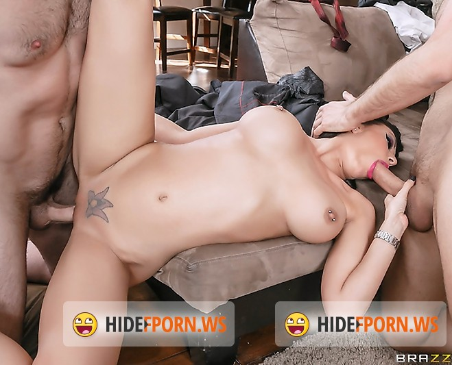 PornstarsLikeitBig/BraZZers - Rachel Starr - Fucking The Feds [HD]