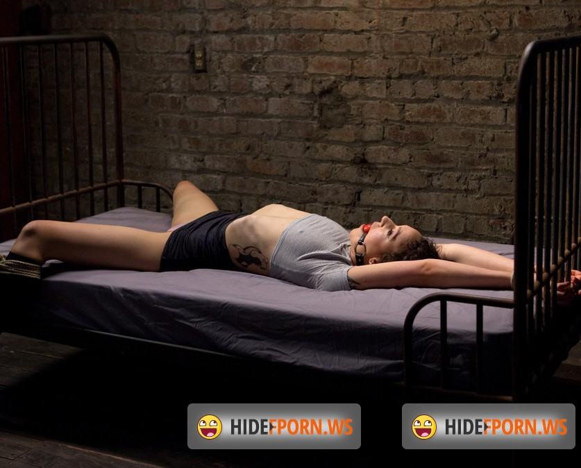 Hogtied.com/Kink.com: Lilith Luxe - First Timer in Extreme Bondage with Brutal Tormented, and Made to Cum [SD 540p]