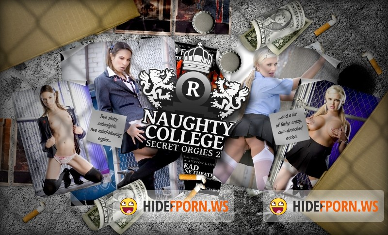 Naughty College - Secret Orgies 2 [SD]