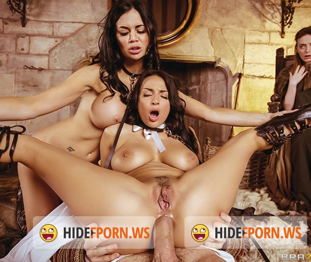 ZZSeries.com/Brazzers.com - Anissa Kate, Jasmine Jae - Storm Of Kings: Part 1 [FullHD]