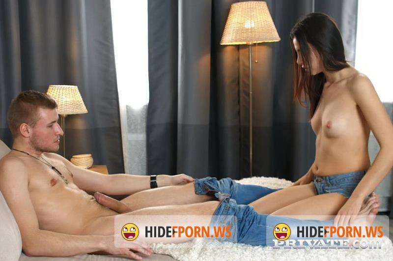 RussianTeenAss.com/Private.com - Jessica Malone - Takes Some Anal Gaping Pumps [HD 720p]
