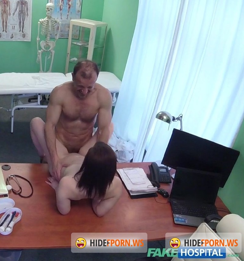 FakeHospital.com - Lena - Patient Has a Pussy Check Up [SD 480p]