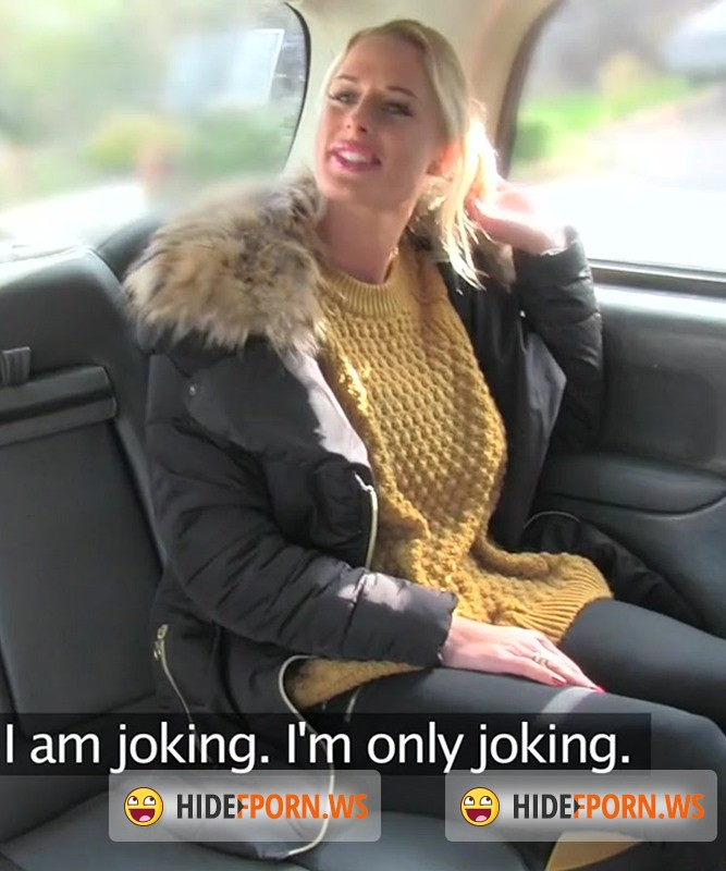 FakeTaxi.com - Chelsey - Sexy Dutch lady tries anal in taxi [HD 720p]