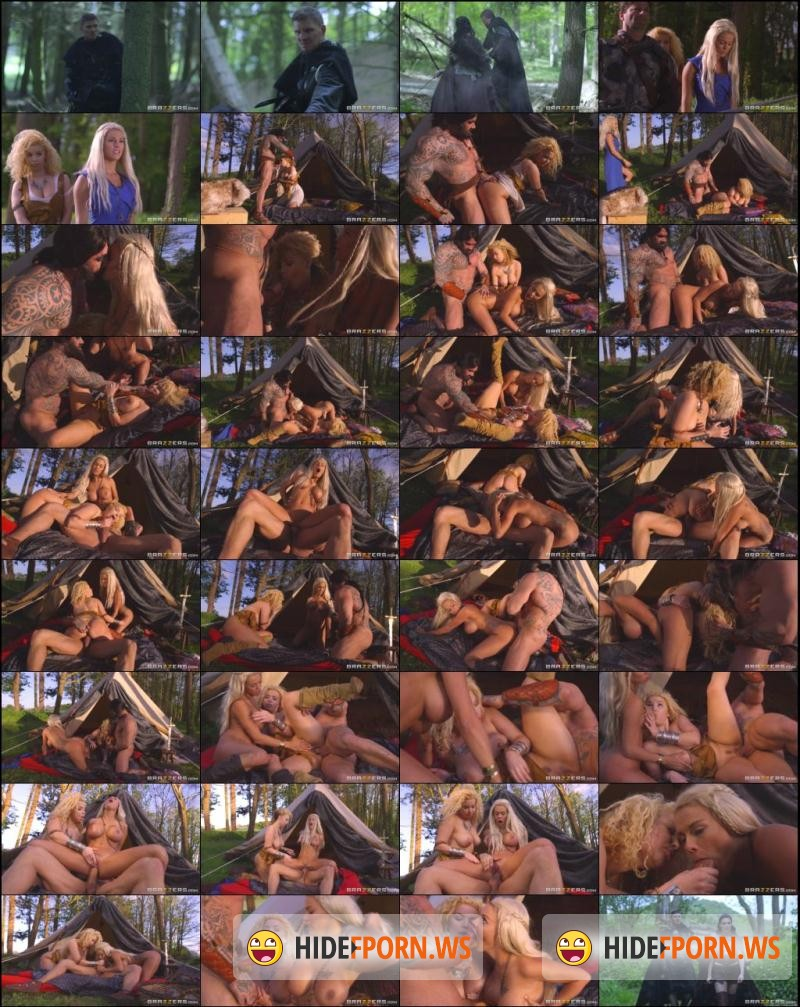 ZZS: Aruba Jasmine, Peta Jensen - Storm Of Kings XXX Parody: Part 2 [HD 720p]