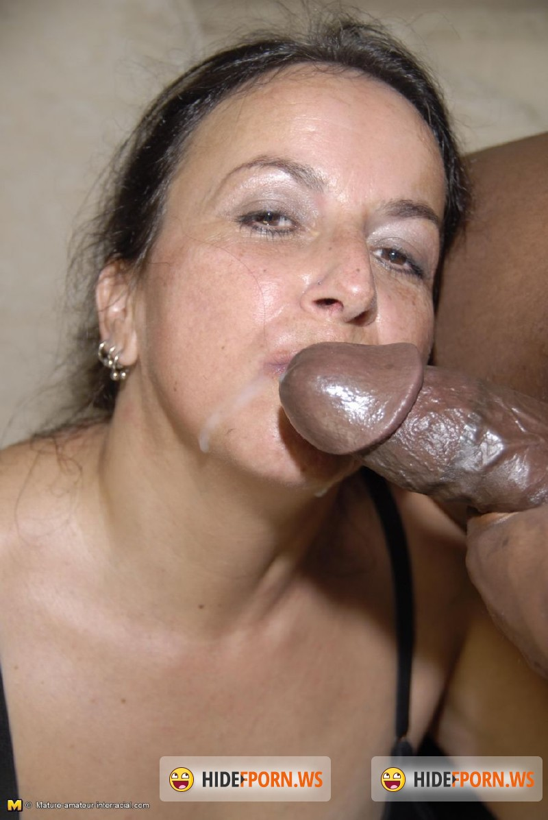 Mature-Amateur-Interracial.com/Mature.nl - Nina S. (51) - MAI05 [HD 720p]