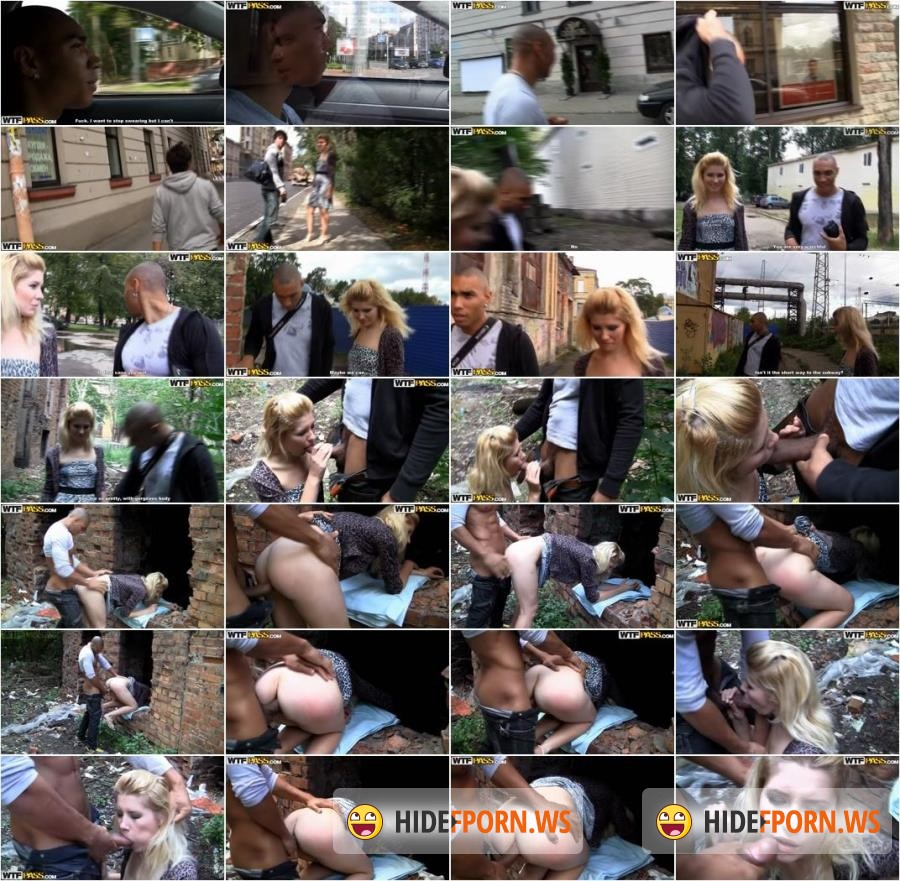 PickupFuck.com/WTFPass.com - Kamali - Next door blonde in anal public fuck [SD 480p]