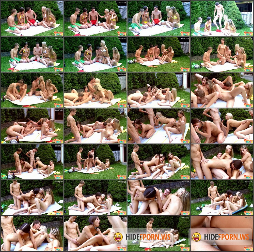 SabrinaBlond.com - Sabrina Blond - Group [HD 720p]