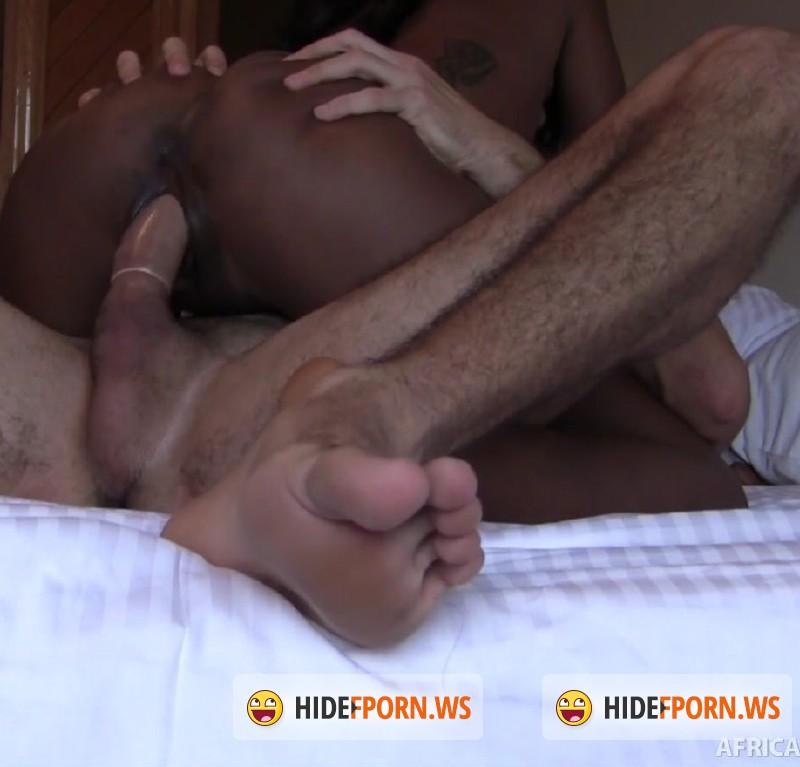 AfricanFuckTour.com - Amateurs - Prostitute hotty rides white penis [FullHD 1080p]
