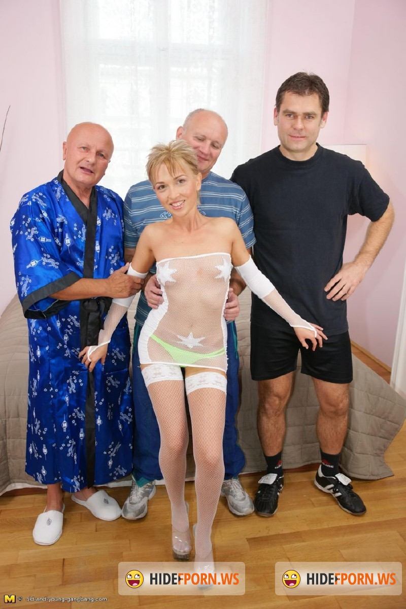 Old-And-Young-Gangbang.com/Mature.nl - Margrit (25) - Mature10106 [SD 406p]