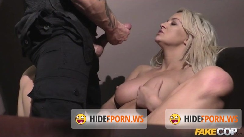FakeCop.com - Sienna - Hotel Room Blonde Surprise For Cop [SD 480p]