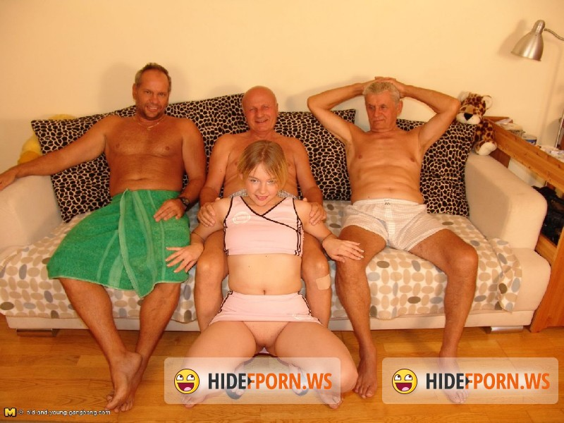 Old-And-Young-Gangbang.com/Mature.nl - Kristina S. (19) - Alex25F [SD 288p]