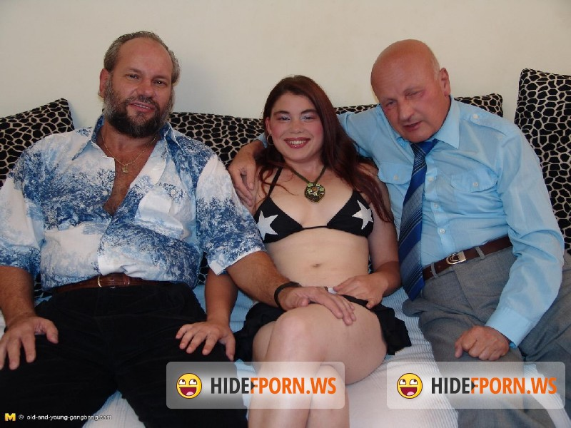 Old-And-Young-Gangbang.com/Mature.nl - Vanessa (20) - Alex25N [SD 288p]