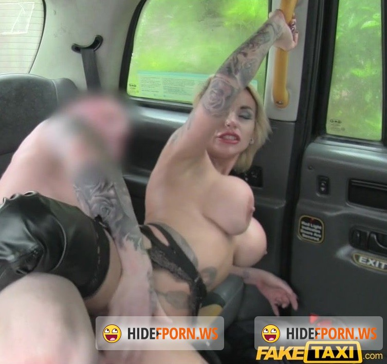 FakeTaxi.com - Gina - Petite Lady in Sexy Lingerie [HD 720p]