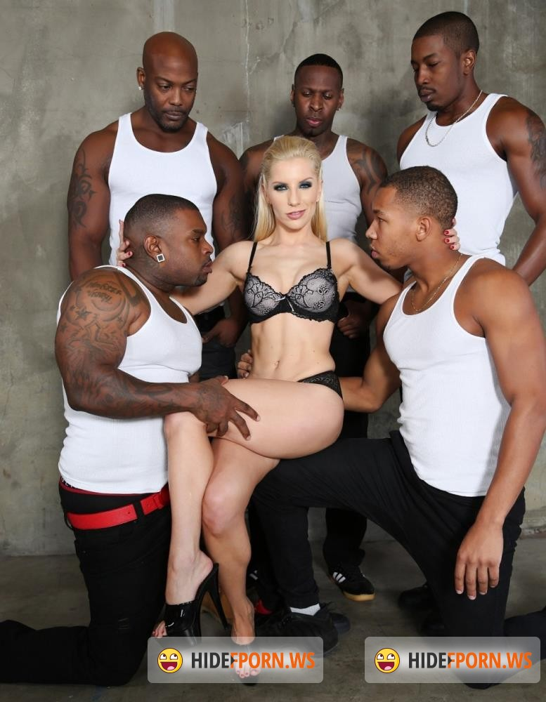 ArchangelVideo - Ashley Fires - Interracial Gang Bang [FullHD 1080p]