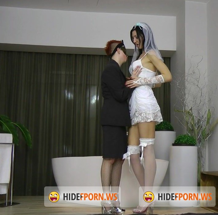 Hotkinkyjo.xxx - Hotkinkyjo - The wedding [HD 720p]