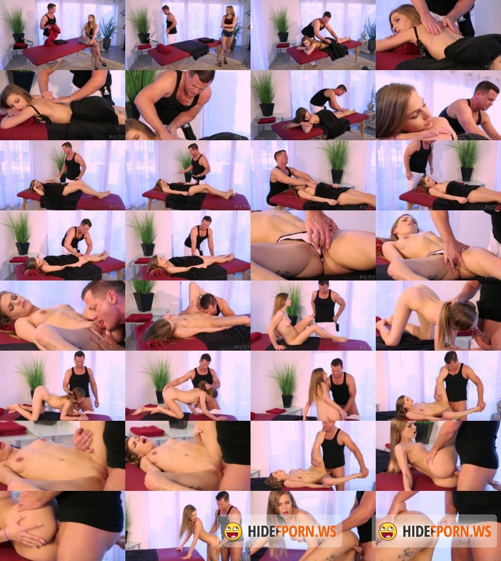FantasyMassage - Sydney Cole, Eric Masterson - My Sisters Cold Feet [HD 720p]