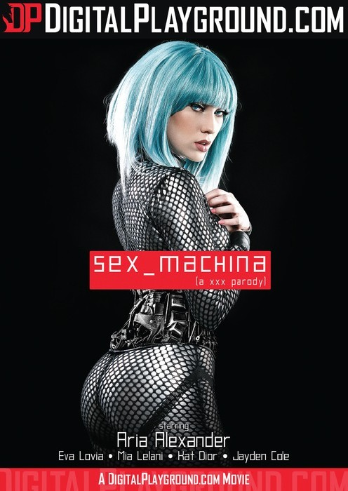 Sex Machina: A XXX Parody (2016/WEBRip/SD)