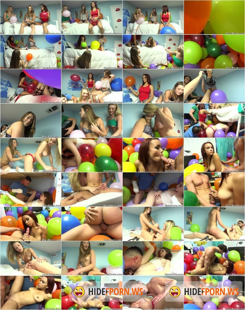 DareDorm.com - Alice March - Balloon Party [SD]