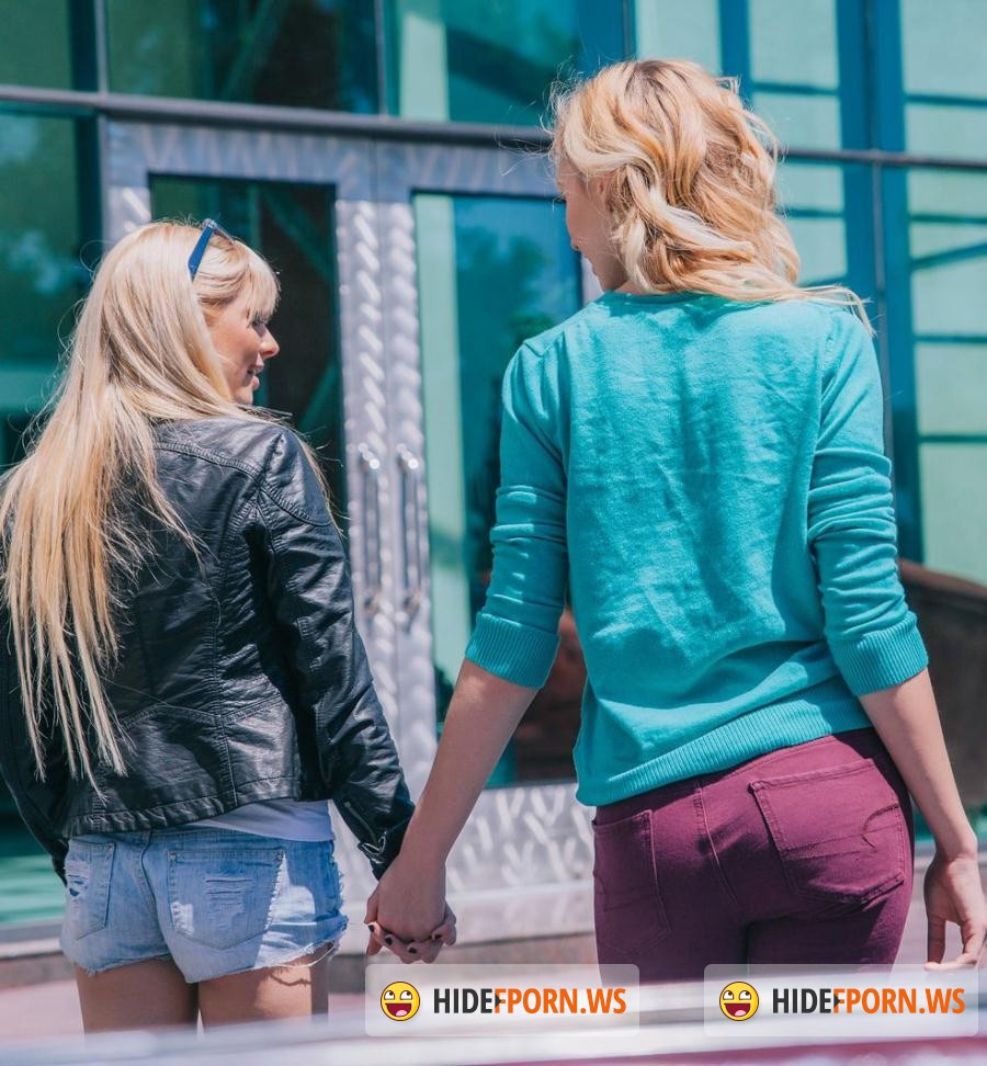 Lesbians Play: Alexa Grace, Jana Jordan - Ride With Me [HD 720p]