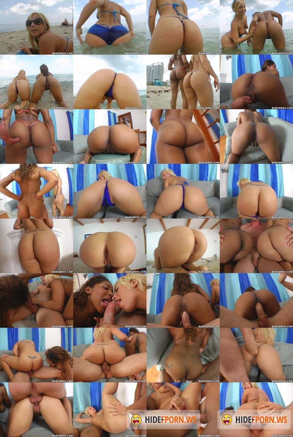 BangBrosRemastered/BangBros - Georgia Peach, Diamond - Georgias and Diamond Big Asses [SD 540p]
