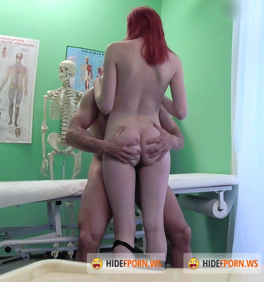 Hospital: Anne Swix - Cute Redhead Rides Doctor for Cash [FullHD 1080p]