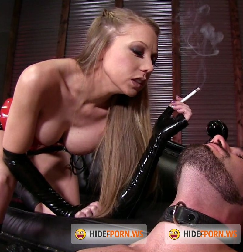 FemdomEmpire.com - Shawna Lenee - You dont like smokers? [FullHD 1080p]