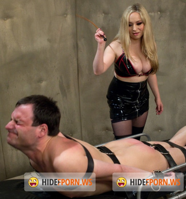 DivineBitches.com/Kink.com: Aiden Starr, Marcelo - Prostate Milk Fisting With Multiple Orgasms! [SD 540p]