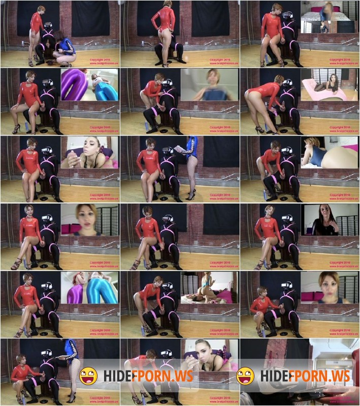 Clips4sale.com - Alexa - Slave Ruined Multiple Times while in Virtual Reality at the Edging Salon [SD 480p]