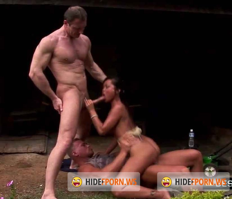 BestGonzo.com - Bob Terminator, Jade sin, Pascal St. James - Hot Asian adores getting both holes stretched [HD 720p]