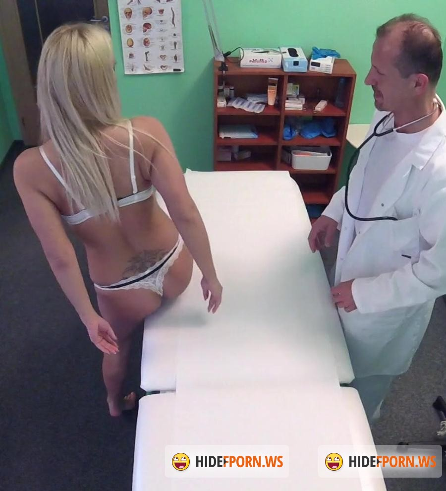 Hospital: Nathaly - Sexual Healing Treatment Prescribed [FullHD 1080p]