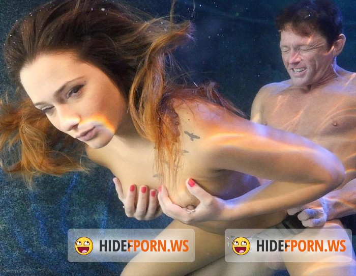 SexUnderWater.com - Jaye Summers - Night Time - Part 2 [HD]