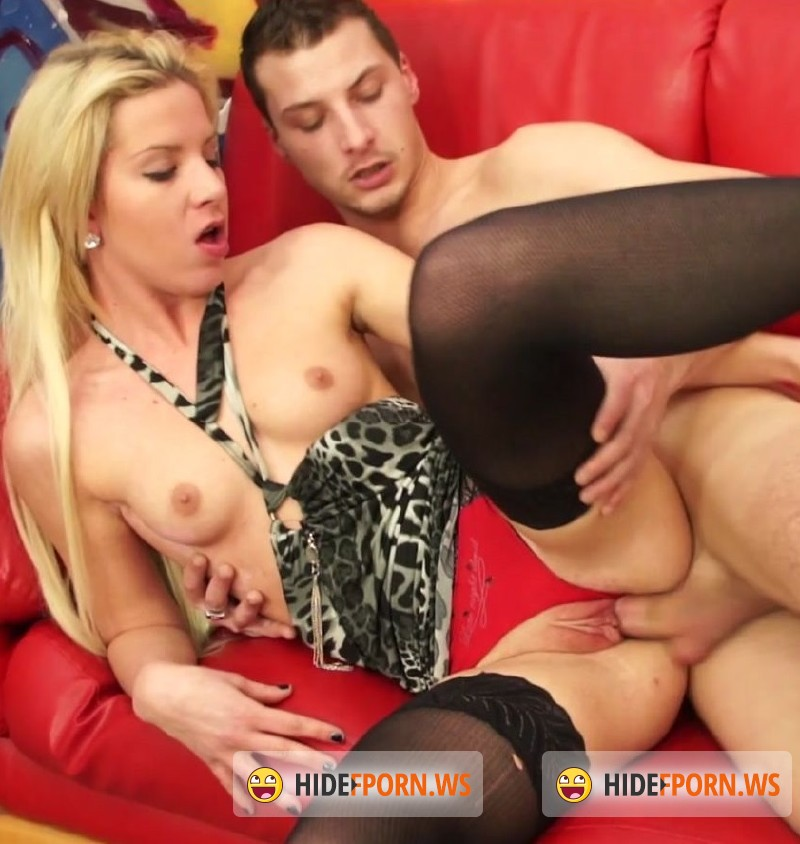 AmateursFromBohemia.com - Gavriela Hell - Slut fucks and awkward guy [FullHD 1080p]