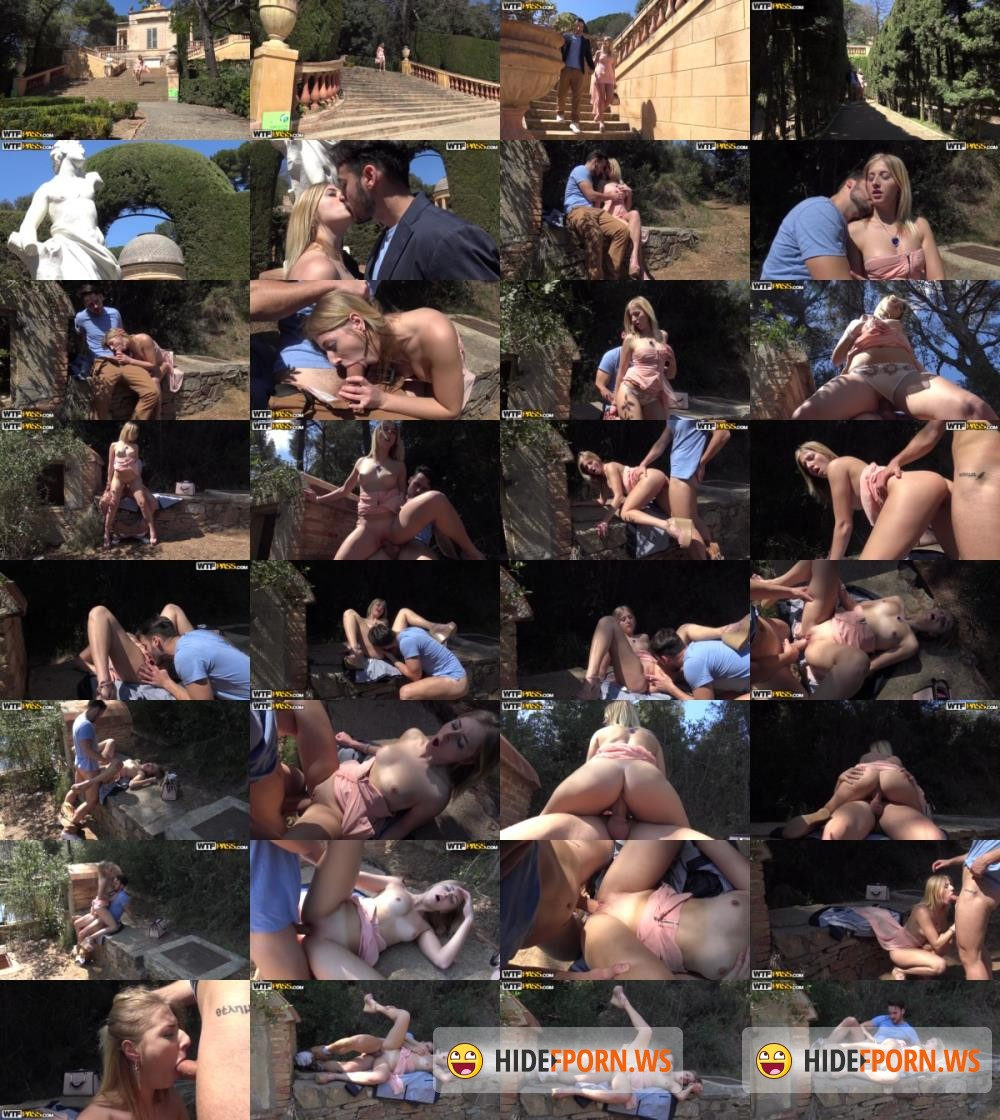 MeetSuckAndFuck/WTFPass - Aria Logan, Cesar - Hook Up Fucking In A Park [HD 720p]