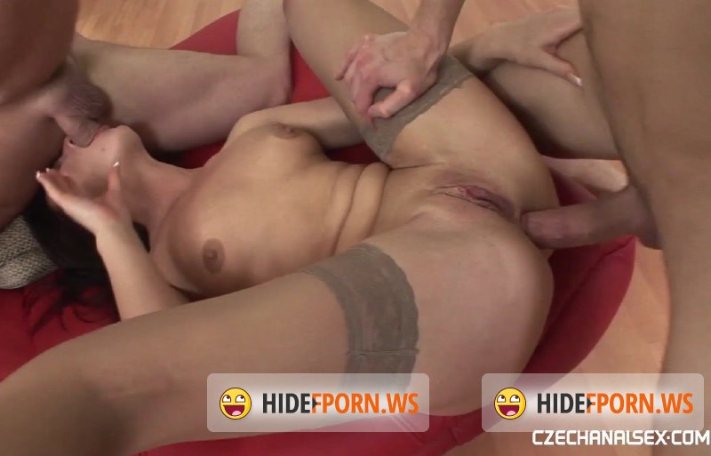 CzechAnalSex.com - Silvia - Silvia can do double anal! [FullHD 1080p]