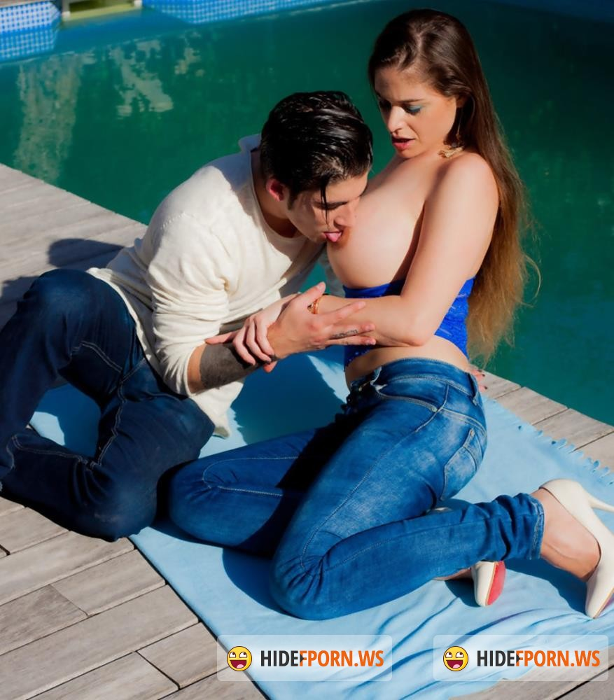 MeetSuckAndFuck/WTFPass - Cathy Heaven, Juan - Crazy Meet And Fuck By The Pool [FullHD 1080p]
