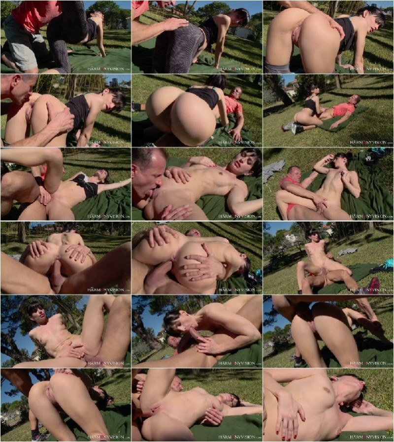HarmonyVision.com - Ava Courcelles - Fucking On The Lawn [FullHD 1080p]