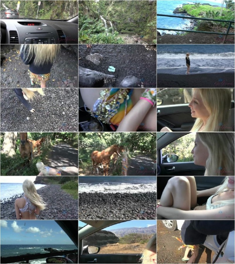 AtkGirlfriends.com - Piper Perri - Shes having the best time on the road to Hana [FullHD 1080p]