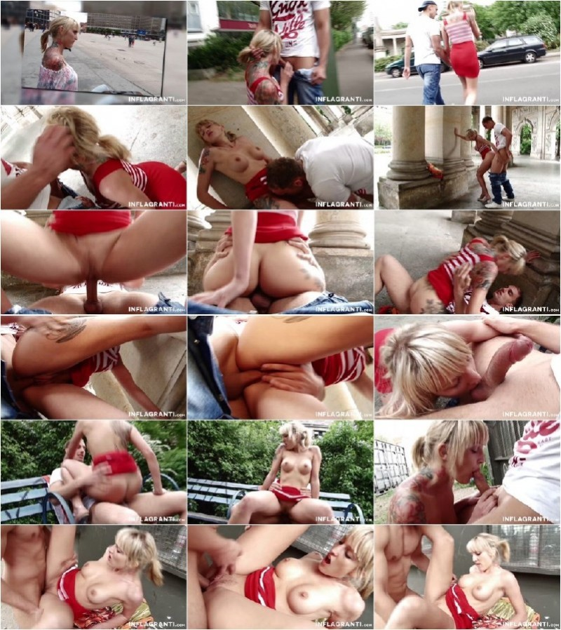 Inflagranti.com - Paula Rowe - Public displays of affection [FullHD 1080p]