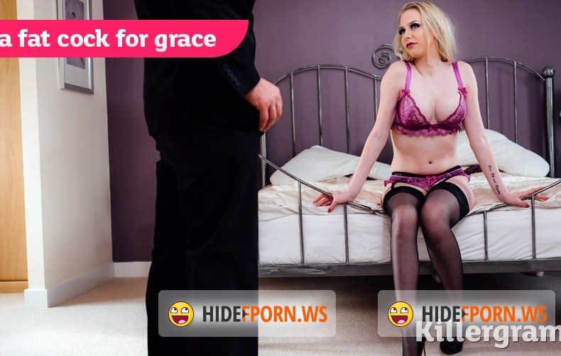 Pornostatic.com/KillerGram.com - Grace Harper - A Fat Cock For Grace [HD 720p]