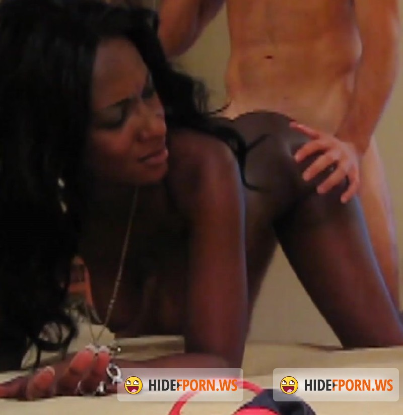 AfricanFuckTour.com - African Amateur - Busty Tania Drenched by white mans cum [FullHD 1080p]