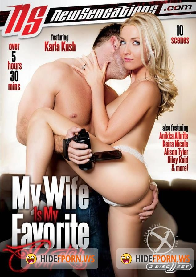 My Wife Is My Favorite Pornstar [2016/DVDRip]
