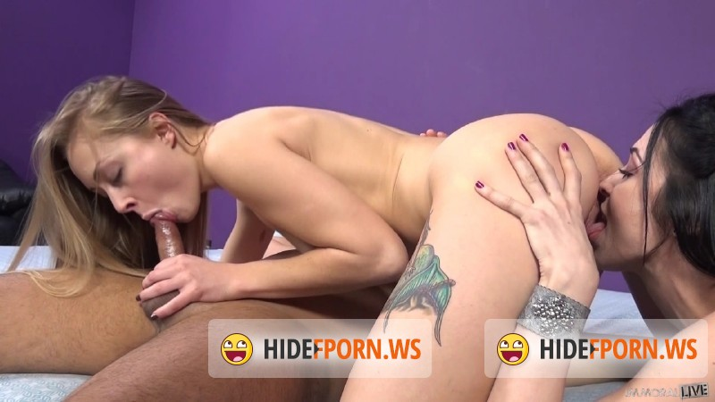 ImmoralLive.com - Aiden Ashley, Sadie Blair - Sex Trifekta [HD 720p]