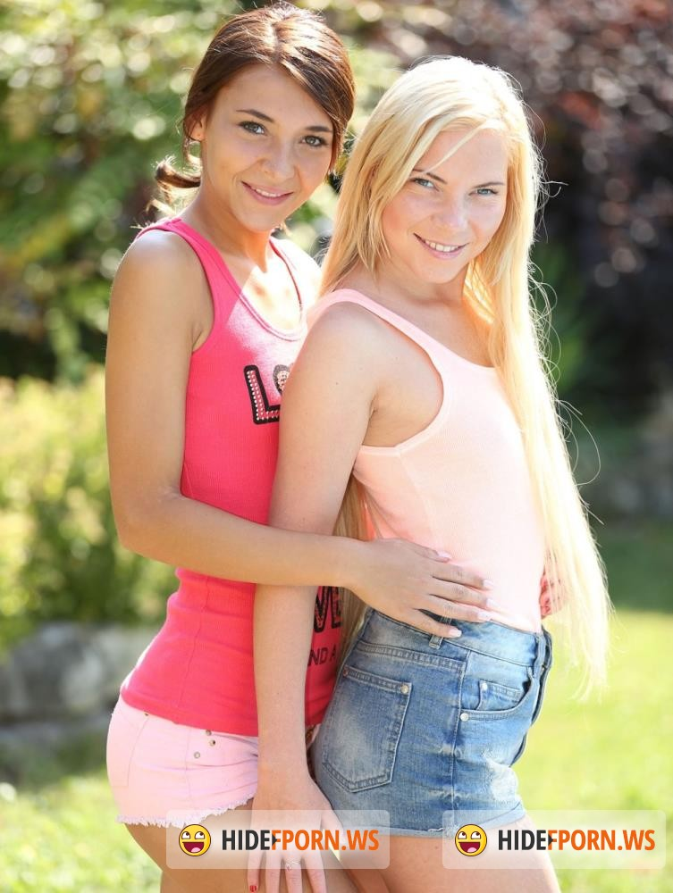 Private - Alexis Brill, Angie Koks - Teen Lesbians Alexis Brill and Angie Koks Dont Disappoint [FullHD 1080p]