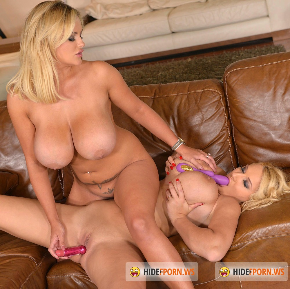 DDFNetwork - Dolly Fox, Katie Thornton - Divine Tits Fulfillment - Voluptuous Girls Squeeze Their Tits [HD 720p]
