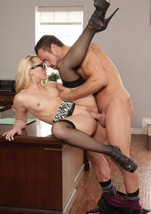 NaughtyOffice.com/NaughtyAmerica.com - AJ Applegate - Naughty Office [SD]