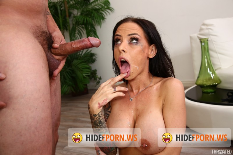 Throated.com/MyXXXPass.com - Brandy Aniston - Brandy the Ball Licker [FullHD 1080p]