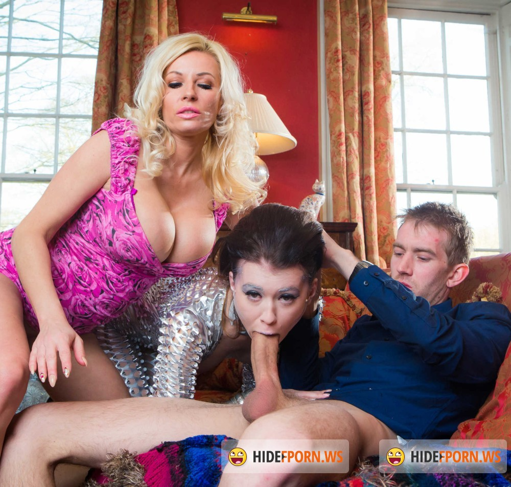 MomsInControl/Brazzers - Danny D, Misha Cross, Michelle Thorne - Moms Sex Robot [FullHD 1080p]
