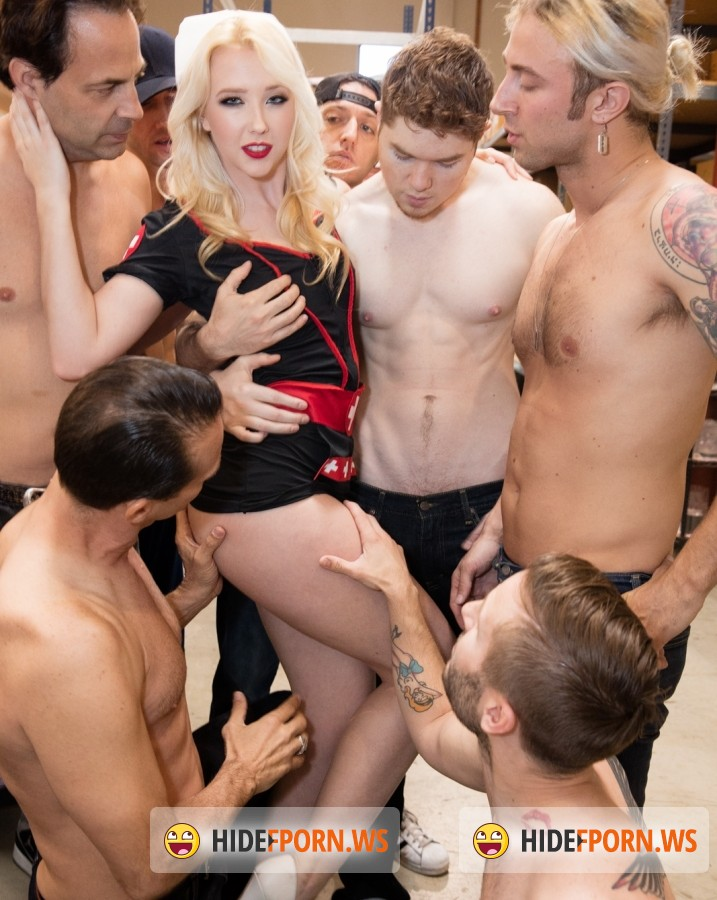 JulesJordan - Samantha Rone - Naughty Nurse Collecting Sperm Donations [FullHD]