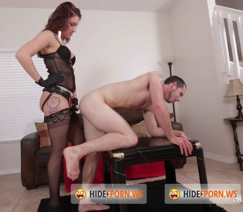 SubbyHubby.com -  Niaomi Mae  - College Sister Part 5: Strap-on [FullHD 1080p]