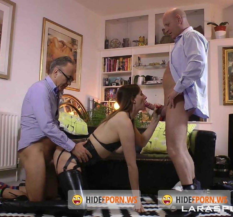 LarasPlayGround.com - Paul, Jim Slip - Double Dick Week [SD 540p]